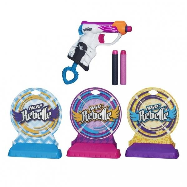 NERF Nerf Rebelle – Set Knock Out