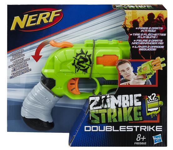 Hasbro Blaster Nerf Zombie Strike Doublestrike