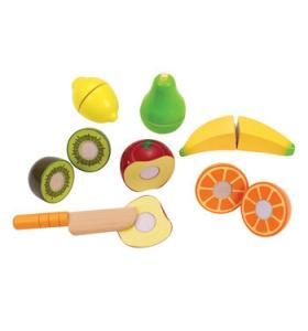 Hape Jucarie eco din lemn Fructe Proaspete Hape