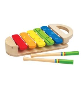 Hape Jucarie eco din lemn Early Melodies Xilofon Hape