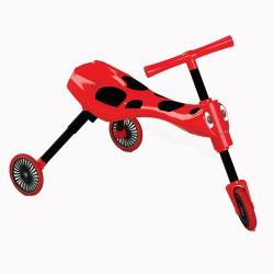Mookie Mookie – Scuttlebug Beetle Red/Black – Tricicleta fara pedale