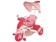 MyKids Tricicleta Pentru Copii Mykids Hippo Sb-612 Roz
