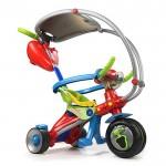 Injusa Injusa – Tricicleta Minotauro Completo