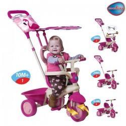 Smart Trike Smart Trike Safari Flamingo 4 in 1