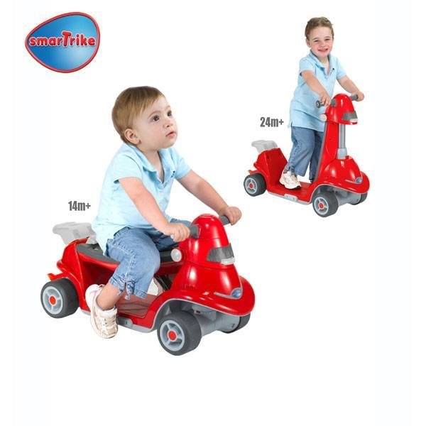 Smart Trike Smart Trike – Tricicleta All in One STEP 5