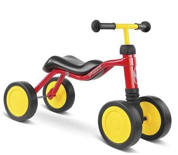 Puky Puky – Tricicleta fara pedale Wutsch resigilat