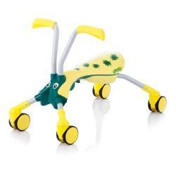 Mookie Mookie – ScrambleBug Bumble Bee Yellow Jucarie de calarit fara pedale