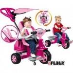 Feber Feber Tricicleta Baby Twist Girl