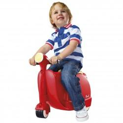 Scoot Scoot – Valiza tricicleta Red