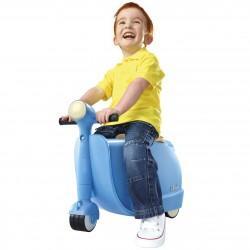 Scoot Scoot – Valiza tricicleta Blue
