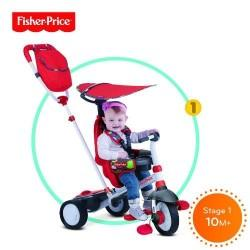 Fisher Price Tricicleta 3 in 1 Charisma Rosu Fisher Price