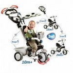 Smart Trike Smart Trike – Tricicleta 3 in 1 Smart Trike Zoo Cow
