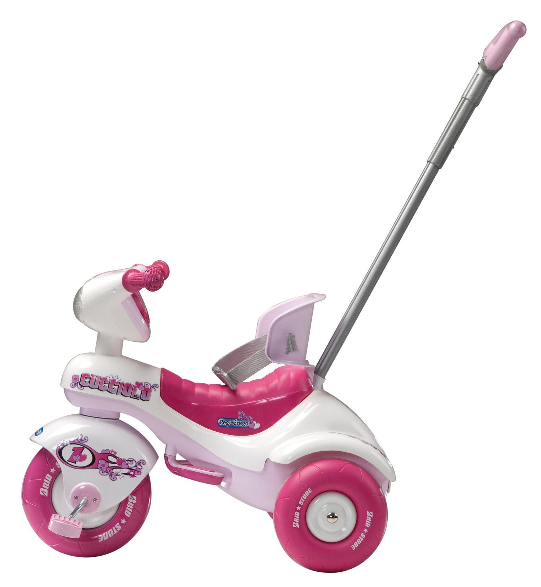 Peg-Perego Peg-Perego – Tricicleta Cucciolo