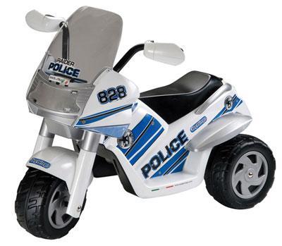 Peg-Perego Peg-Perego – Tricicleta Raider Police