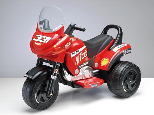 Peg-Perego Peg-Perego – Tricicleta Ducati Desmosedici