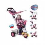 Smart Trike Tricicleta Smart Trike Dream Pink 4in1