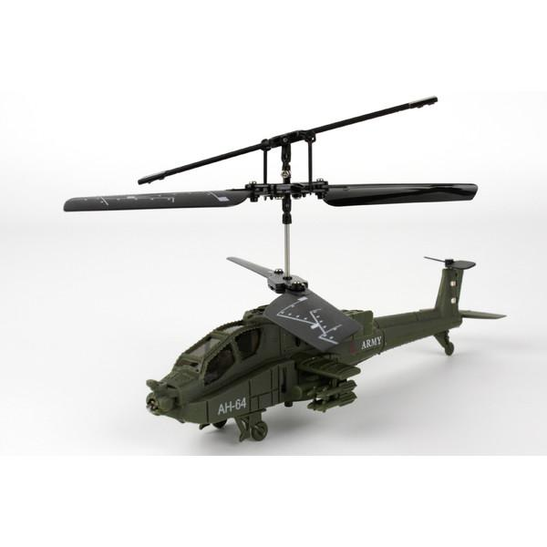 Syma Elicopter Apache AH-64 Military, SYMA S012, 3 Canale, de Interior