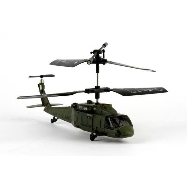 Syma Mini Elicopter Syma S013, replica Black Hawk, UH-60, 3 canale, de interior