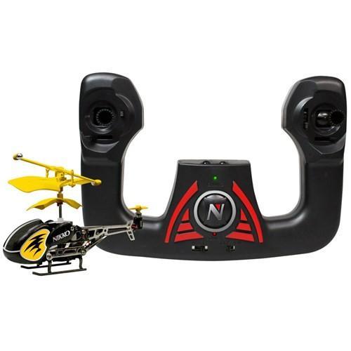 Nikko Nikko – Elicopter cu telecomanda Yellow Hornet