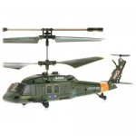 BigBoysToys Elicopter Black Hawk UH-60