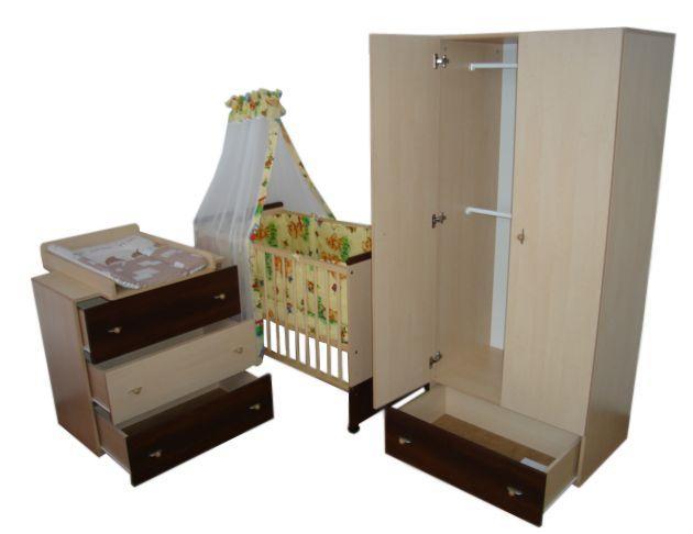Klups Klups – Mobilier camera copii Paula venghe
