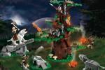 LEGO Atacul lupilor salbatici