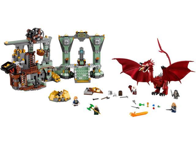 Lego Muntele singuratic (79018)