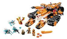 Lego LEGO® Chima™ – Tiger's Mobile Command – 70224