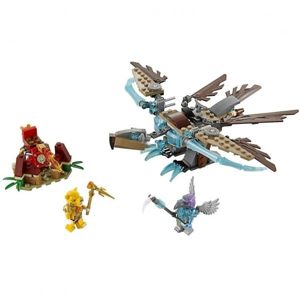 LEGO LEGO Chima – Planorul de gheata al lui Vardy (70141)