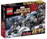 """Lego Legoâ® Super Heroesâ""""¢ Confruntarea Dintre Razbunatori Si Hydra – 76030"""