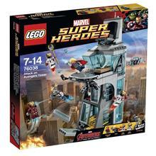 """Lego Legoâ® Super Heroesâ""""¢ Atacul Impotriva Turnului Razbunatorilor – 76038"""