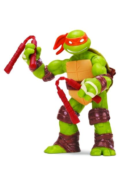 TESTOASELE NINJA Testoasele Ninja – Figurina basic – Michelangelo