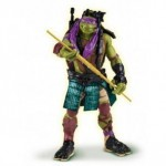 Nickelodeon TESTOASELE NINJA MOVIE LINE – DONATELLO (11CM)