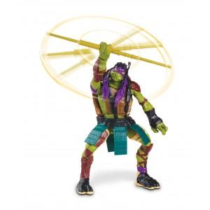 Nickelodeon TESTOASE NINJA DELUXE MOVIE LINE – FIGURINA DONATELLO (14 CM)