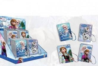 Frozen Jurnal Secret Elsa Disney Frozen + Bratara Cadou