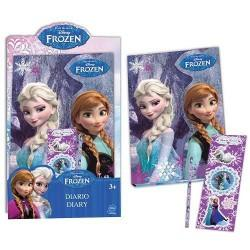 Frozen Jurnal Secret Disney Frozen Sisters