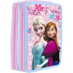 Frozen Penar dublu echipat Disney Frozen Sisters