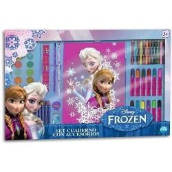 Frozen Set desen 54 piese Disney Frozen