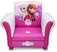 Delta Children Fotoliu Cu Cadru Din Lemn Disney Frozen