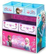 Delta Children Organizator Jucarii Cu Cadru Din Lemn Disney Frozen