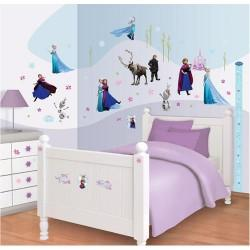 Walltastic Kit Decor Disney Frozen