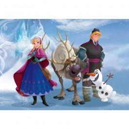 Fototapet 2.54×1.84 m Disney Frozen 827P4