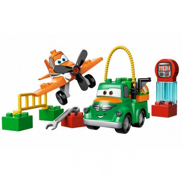 LEGO LEGO DUPLO – Dusty si Chug (10509)