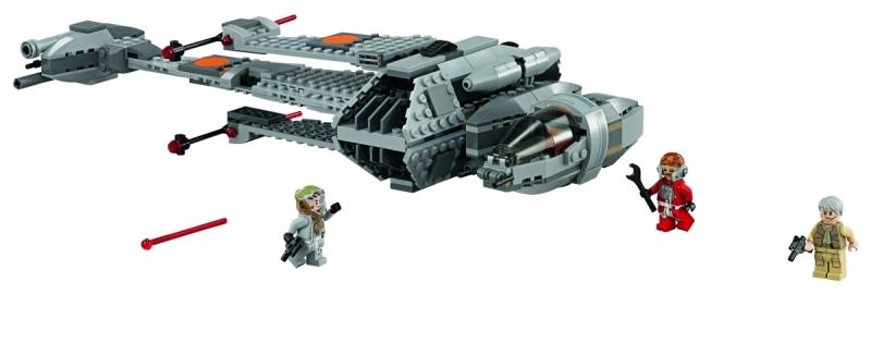 LEGO LEGO Star Wars – B-Wing (75050)