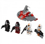 LEGO Lego Star Wars – Republic Troopers vs Sith Troope