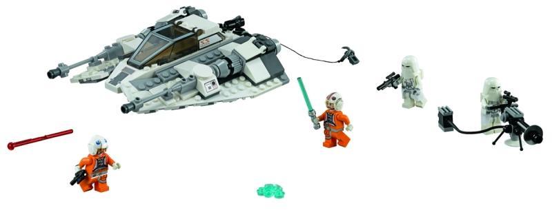 LEGO LEGO Star Wars – Snowspeeder (75049)