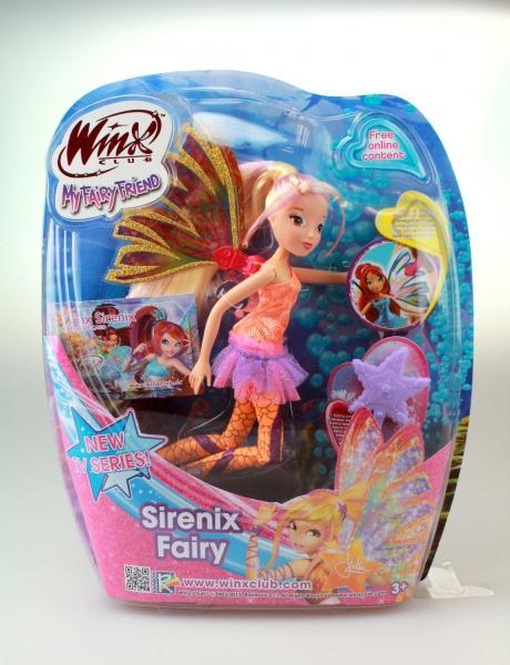 WINX Papusa Winx Sirenix Fairy