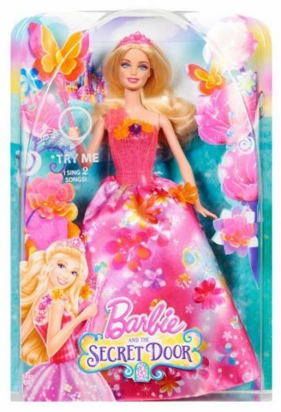 BARBIE Papusa muzicala Barbie – Printesa Alexa