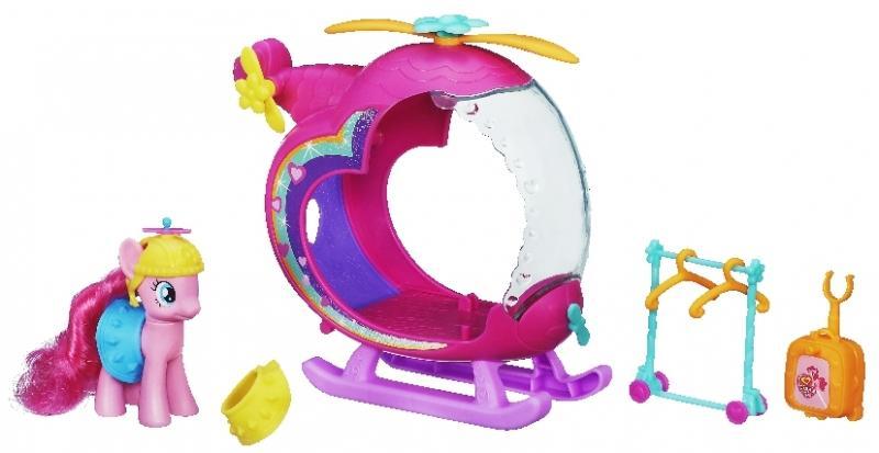 ALTELE Elicopterul lui Pinkie Pie