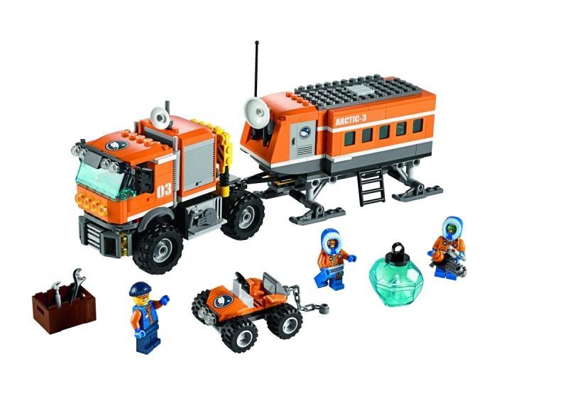 LEGO LEGO City – Avanpost arctic (60035)